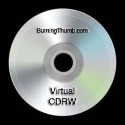 CD-RW SMART-BURN