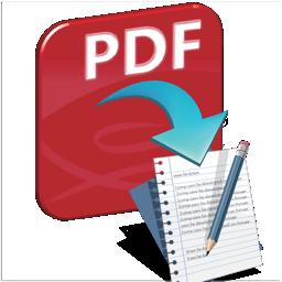 pdf文本转换工具(pdf to text)