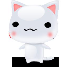可爱的小猫咪...