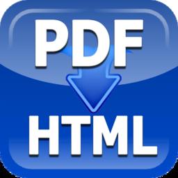 Advanced PDF to HTML Converter