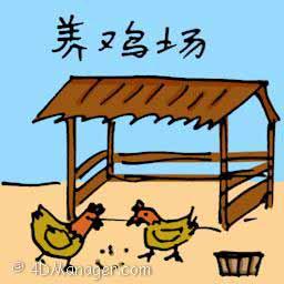Turkey Farm 火...