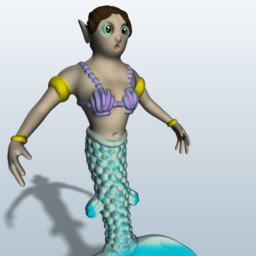 3D Mermaids