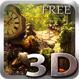 Fantasy Forest 3D Screensaver