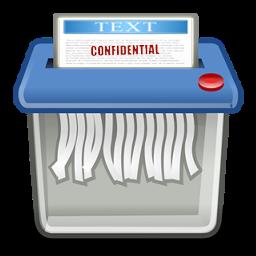 Simple File Shredder