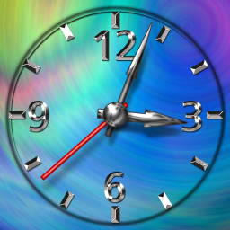 InfoClock Screensaver