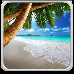 A Tropical Paradise Screen Saver