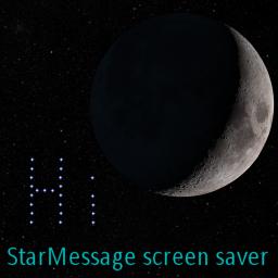 The Moon Screensaver