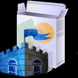 蓝精灵(文件打包、压缩、AES加密、字符串搜索、彻底删除)