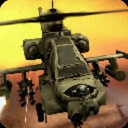 阿帕奇直升机...