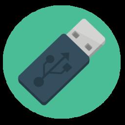 USB存储设备容量...