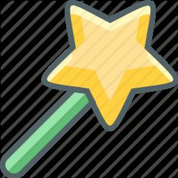 Stick Photo Star