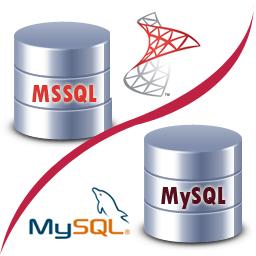MySQL Database to MSSQL Server Converter