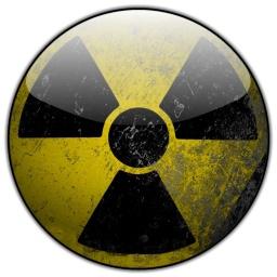 Radioactive Clock ScreenSaver