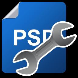 PSD Repair Tool