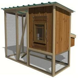 Free Chicken Coop Blueprints