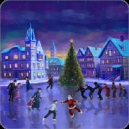 7art Merry Christmas ScreenSaver