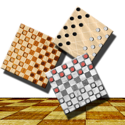 Actual Checkers