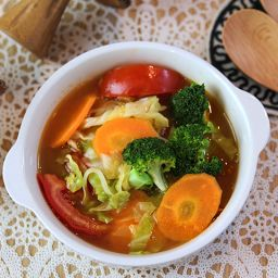 美味番茄汤