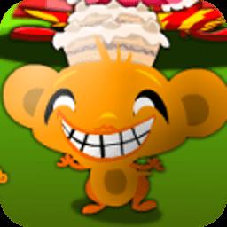 逗小猴开心