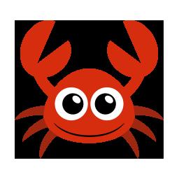 可爱的小螃蟹...