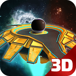 3D平衡滚球