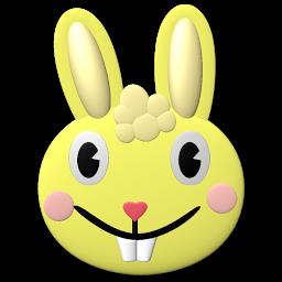 可爱兔兔男孩...