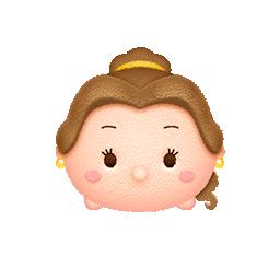 迪斯尼贝儿公主...