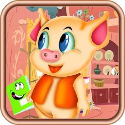 猪猪侠拯救图书...