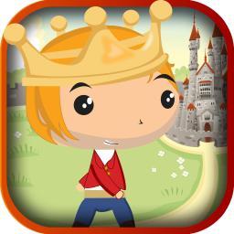 王子征服城堡...