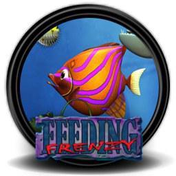 海底世界吞食鱼...