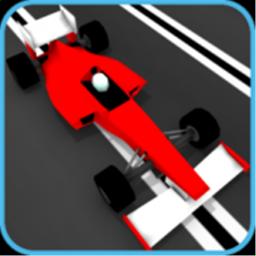 F1赛车卡通版...