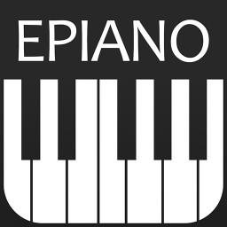 用键盘弹钢琴软...