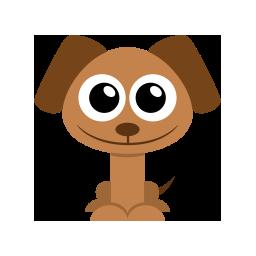 帅气的小狗