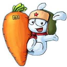 小兔子吃胡萝卜...