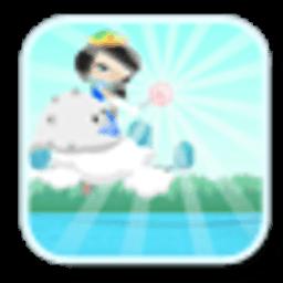 公主救青蛙王子...