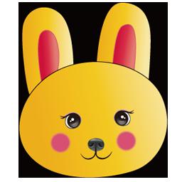 可爱的兔子乐园...