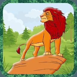狮子王找数字...