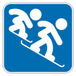 SnowboardX滑雪游戏