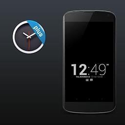 时钟屏保  v1.02