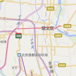 Smart Map 3地图-天津