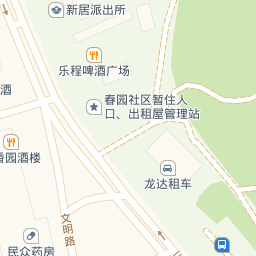 黎士GPS导航地图