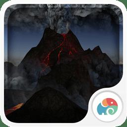冒险游戏Volcano...