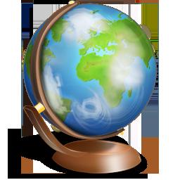 Globe 地球仪