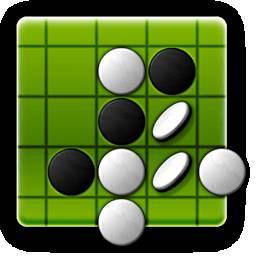 3D黑白棋子