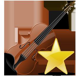 小提琴电脑图标下载