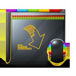色彩文件夹图标下载2
