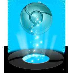 3D水晶桌面图标下载2