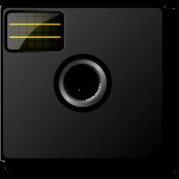 灰色硬盘桌面图标下载