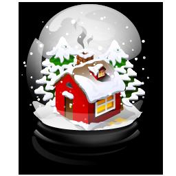 水晶圣诞节图标下载2