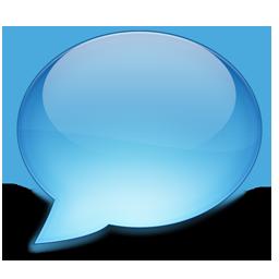 多彩对话框矢量设计素材